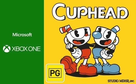 Xbox One Cuphead gift card